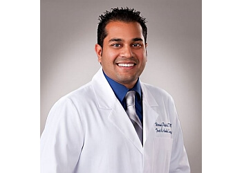 Thousand Oaks podiatrist Dr. Heraj Patel, DPM, FACFAS, FACFAOM