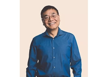 Riverside orthodontist Hongsheng Tong, DDS, PhD