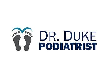 Richmond podiatrist Dr. Howard Duke, DPM