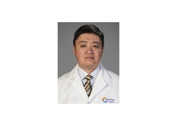 Akron gastroenterologist Howard H Zhang, MD