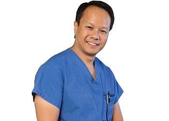 San Francisco pain management doctor Hoyman M. Hong, MD