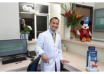 Anaheim cosmetic dentist Dr. Hug Nguyen, DDS
