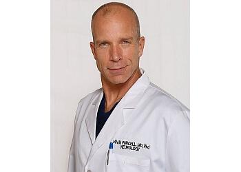 San Diego neurologist Dr. Ian M. Purcell, MD, Ph.D