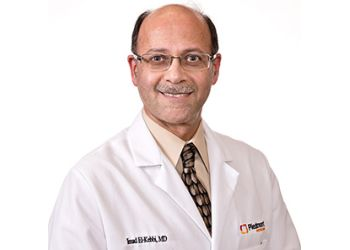 Atlanta endocrinologist Imad El-Kebbi, MD