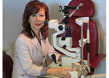 Oklahoma City pediatric optometrist Dr. Irene Lam, OD