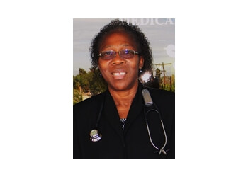 Orange endocrinologist Dr. Ivy-Joan Madu, MD