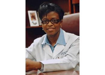 Savannah pediatric optometrist Dr. J. A. Parker-Herriott, OD, FCOVD