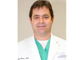 Miami pediatrician DR. JORGE L. LUACES, MD