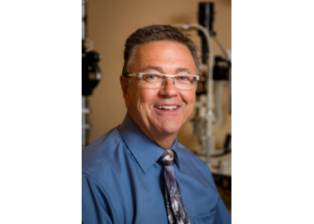 Tampa eye doctor Dr. J. Robert Walesby, OD, FCOVD