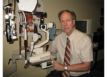 Oklahoma City eye doctor Dr. J. Travis Yadon, OD