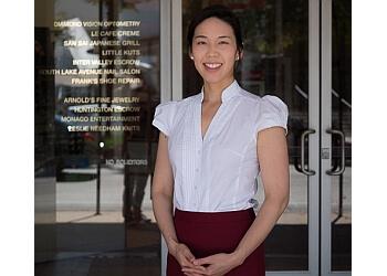Pasadena pediatric optometrist Dr. Jacqueline Kao Wu, OD