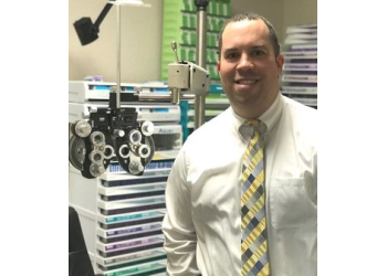 Pembroke Pines pediatric optometrist Dr. Jaime A. Balaguer Jr, OD