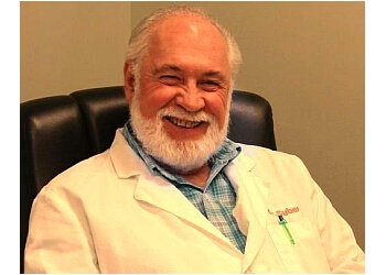 Columbia podiatrist Dr. James A. Suber, Jr. DPM