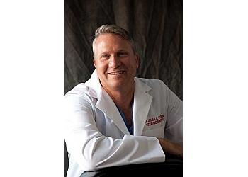 Newark podiatrist Dr. James C. Totten, DPM