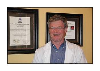 Huntsville pain management doctor  James D. Thacker Jr., MD