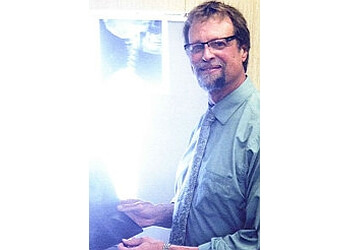 San Bernardino chiropractor Dr. James E. Cheeley, DC