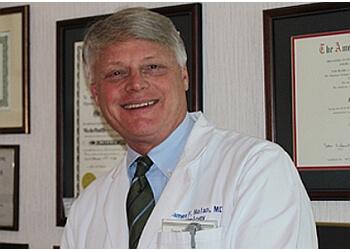 Fayetteville urologist Dr. James F. Nolan, MD