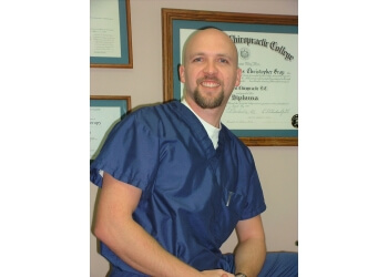 Independence chiropractor Dr. James Gray, DC