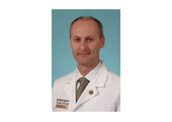 St Louis pediatric optometrist Dr. James Hoekel, OD