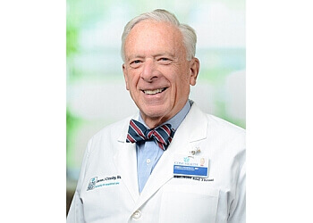 Greensboro ent doctor James J. Crossley, MD
