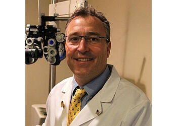 Joliet eye doctor Dr. James K. Cutler, OD