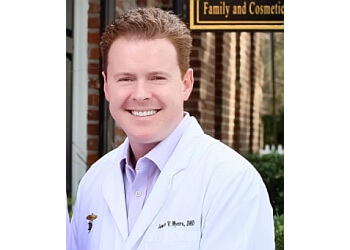 Charleston cosmetic dentist Dr. James Myers III, DMD