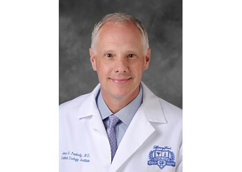 Detroit urologist James O. Peabody, MD