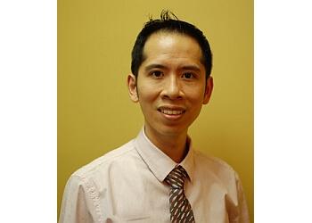 Jersey City physical therapist Dr. James Pumarada, DPT, STC, CSCS