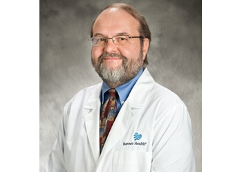 Fort Collins endocrinologist Dr. James Speed, MD