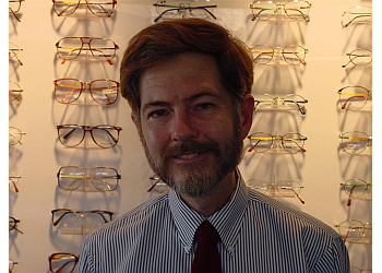 Fresno pediatric optometrist Dr. James Stewart, OD