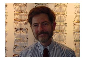Fresno pediatric optometrist Dr. James T. Stewart, OD
