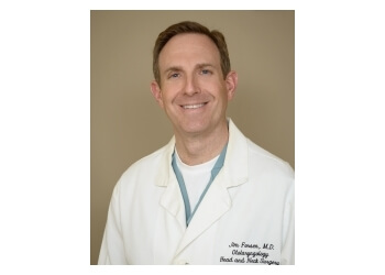 St Louis ent doctor Dr. James W. Forsen Jr., MD, FACS