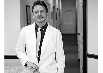 Austin cosmetic dentist Dr. Jarett Hulse, DMD, MAGD, FICOI