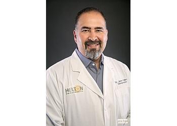Lubbock chiropractor Dr. Jason C. Helton, DC, CDTP, FIAMA