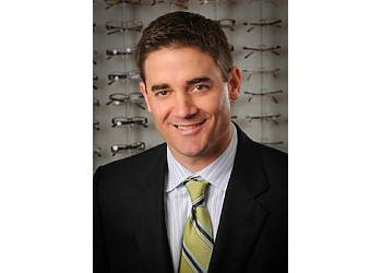 San Antonio pediatric optometrist Dr. Jason Deviney, OD