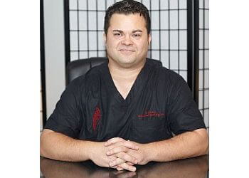 Kent pain management doctor Jason G. Attaman, DO, FAAPMR
