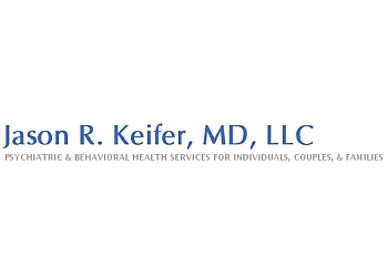 Honolulu psychiatrist Jason R. Keifer, MD