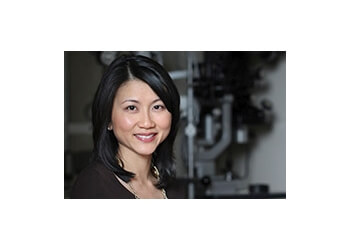 Seattle eye doctor Dr. Jean T. Hua, OD