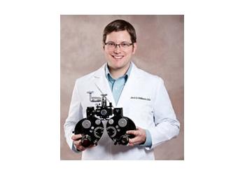 Fargo eye doctor Dr. Jed D. Hillmer, OD