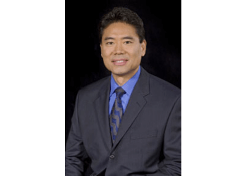 Fullerton pediatric optometrist Dr. Jeff Kaku, OD
