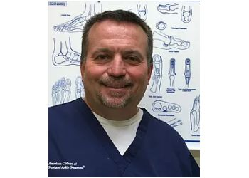 Indianapolis podiatrist Dr. Jeff Stevens, DPM - INDY SOUTH FOOT & ANKLE