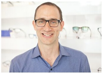 Seattle eye doctor Dr. Jeff Woerner, OD