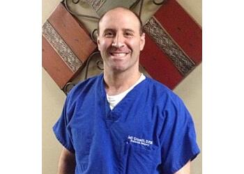 Lafayette podiatrist Dr. Jeffery Grizzaffi, DPM