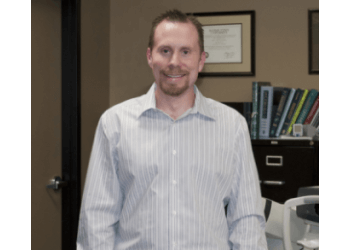 McKinney eye doctor Dr. Jeffrey Hollingsworth, OD