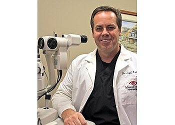 Sioux Falls eye doctor Dr. Jeffrey J. Browen, OD