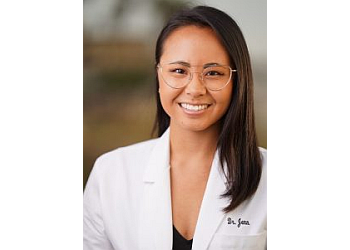 San Diego pediatric optometrist Dr. Jennifer Chinn, OD