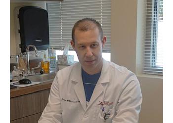 Cary podiatrist Dr. Jeremy M. Thomas, DPM