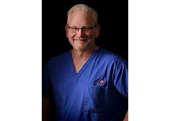 Little Rock podiatrist Dr. Jesse Burks, DPM