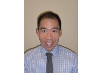 Stamford pediatric optometrist Dr. Jesse Chin, OD