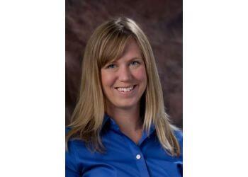 Boise City pediatric optometrist Dr. Jill A. Kronberg, OD, FAAO